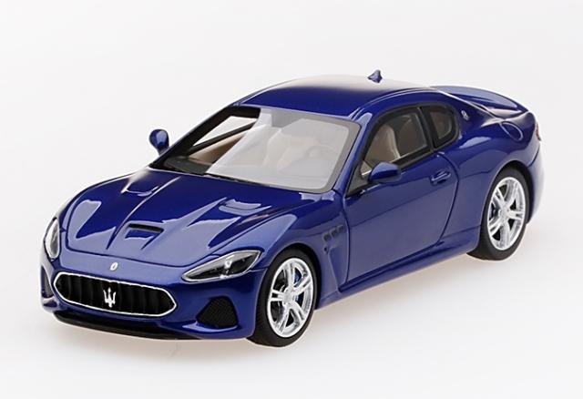 TSM 1/43 Maserati Gran Turismo MC 2018 Blu Inchiostro