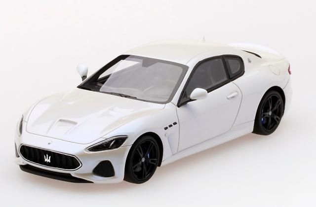 TSM 1/43 Maserati Gran Turismo MC 2018 Bianco Birdcage