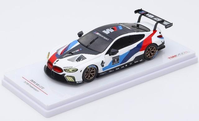 TSM 1/43 BMW M8 GTE 2018 Presentation