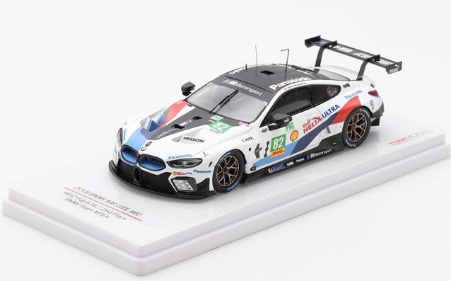 TSM 1/43 BMW M8 LMGTE WEC富士6時間耐久レース 2018 2位 #82 BMW Team MTEK