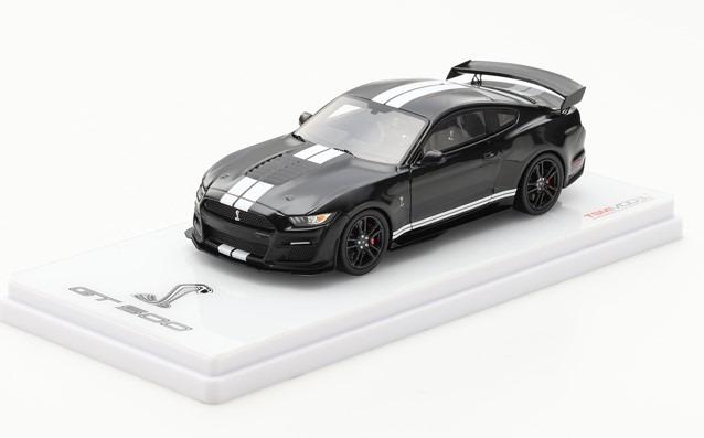 TSM 1/43 フォード マスタング シェルビー GT500 シャドウ ブラック