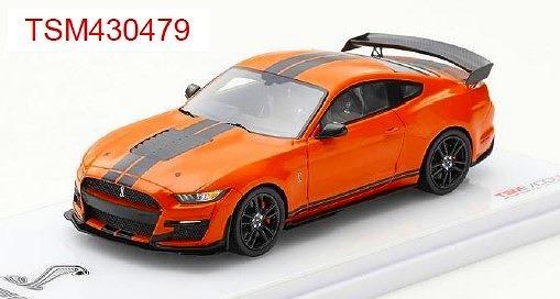 TSM 1/43 フォード マスタング シェルビー GT500 ツイスターオレンジ