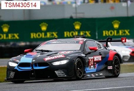 TSM 1/43 BMW M8 GTE 2020 デイトナ24H クラスウィナー #24 J.エドワーズ/A.ファルフス/J.クローン/C.モスタート