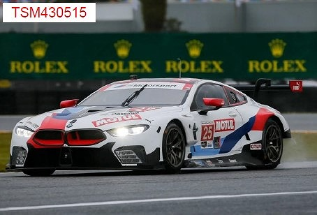 TSM 1/43 BMW M8 GTE 2020 デイトナ24H #25 C.D.フィリッピ/P.エンゲ/C.ハータ/B.スペングラー