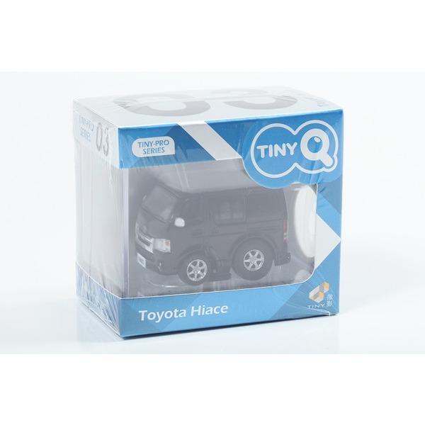 【TINYQ】 トヨタ ハイエース メタリックパープル