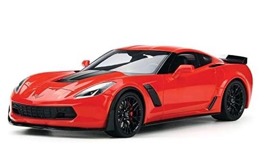 <セール> GT Spirit 1/18 シボレー コルベット Z06 (トーチレッド) US Exclusive
