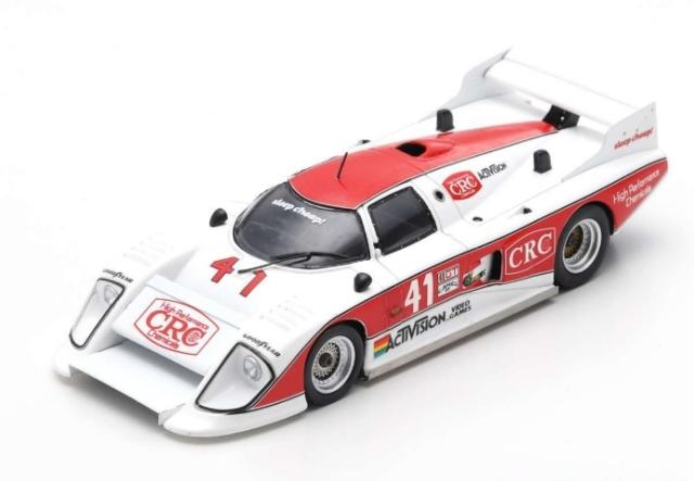 <予約> [Spark] 1/43 March 83 G No.41 Winner Miami 1983 Al Holbert