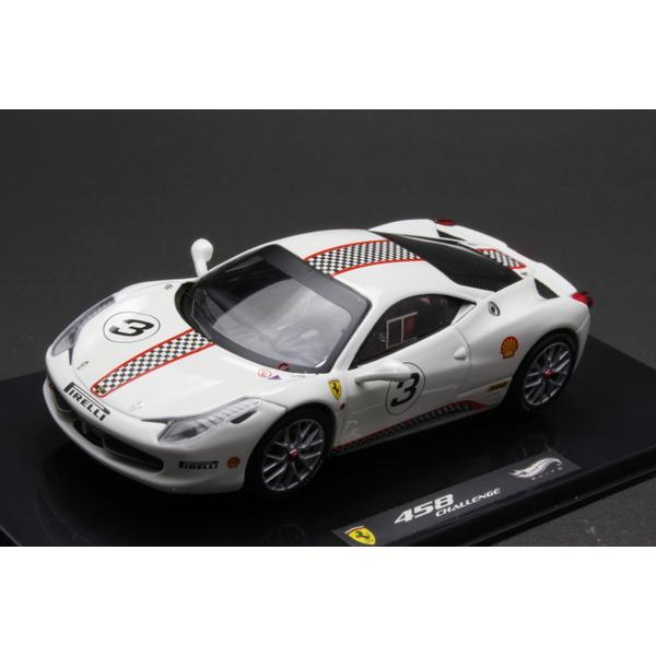 1/43 フェラーリ 458 チャレンジ No.3