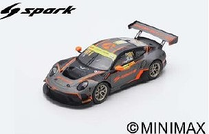 <予約> [Spark] 1/64 Porsche 911 GT3 R No.911 Absolute Racing FIA GT World Cup Macau 2019 Alexandre Imperatori