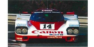 Spark 1/64 Porsche 956 No.14 2nd 24H Le Mans 1985 J. Palmer - J. Weaver - R. Lloyd