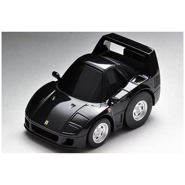 【チョロQzero】フェラーリF40(黒)