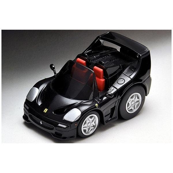 【チョロQzero】フェラーリF50(黒)オープン
