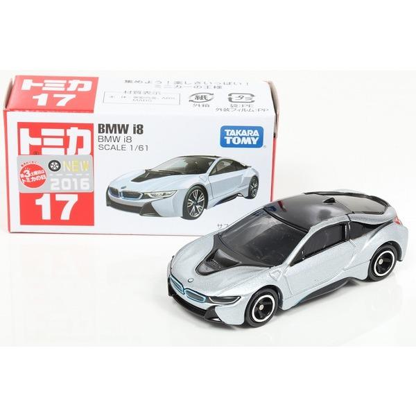【トミカ】 No,17 BMW i8