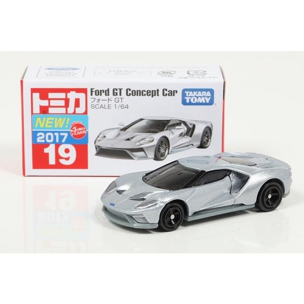 【トミカ】 No,19 フォード GT