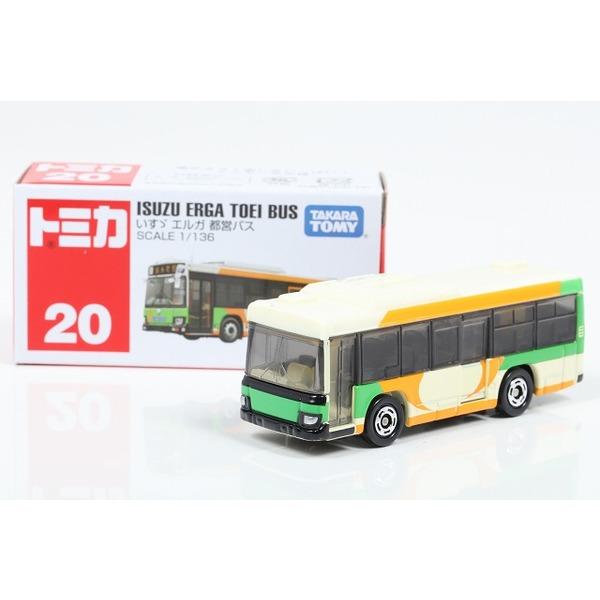 【トミカ】 No,20 いすゞ エルガ 都営バス