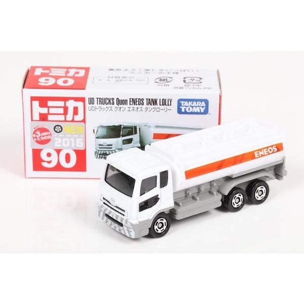 【トミカ】 No,90 UDトラックス クオン エネオス タンクローリー