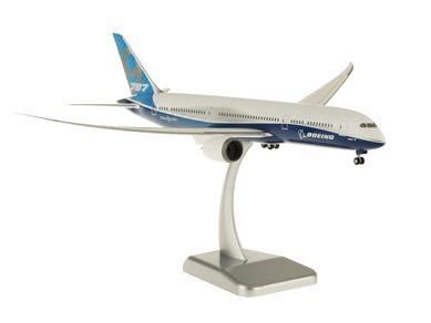787-9 デモンストレーター 1:200