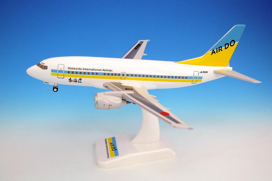 B737-500 Air DO 北海道国際航空