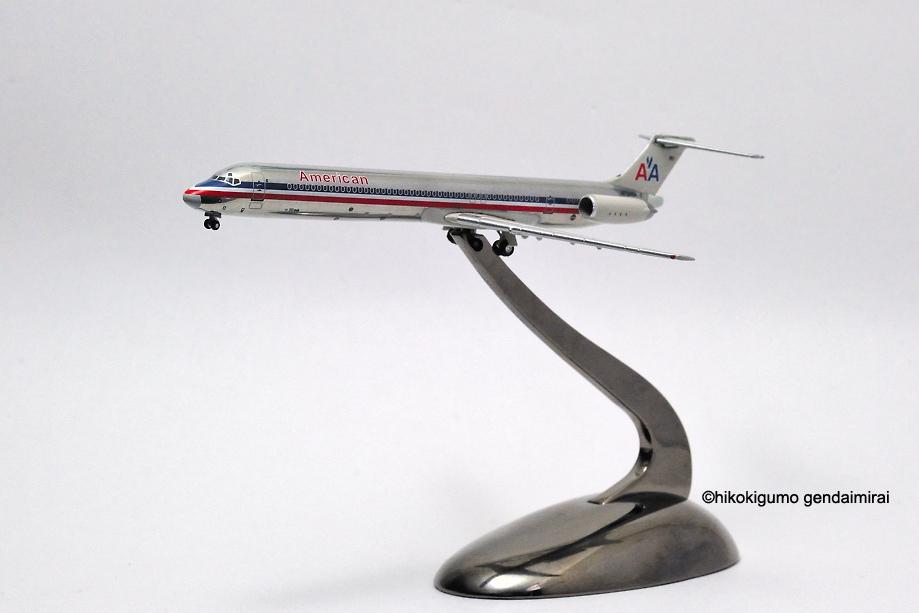 MD-82 アメリカ航空 1:400 GeminiJets