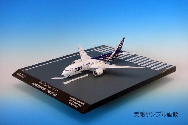JA802A 1:400 地上姿勢