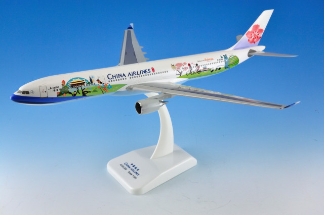 A330-300 CA Welcom to Taiwan 1:200