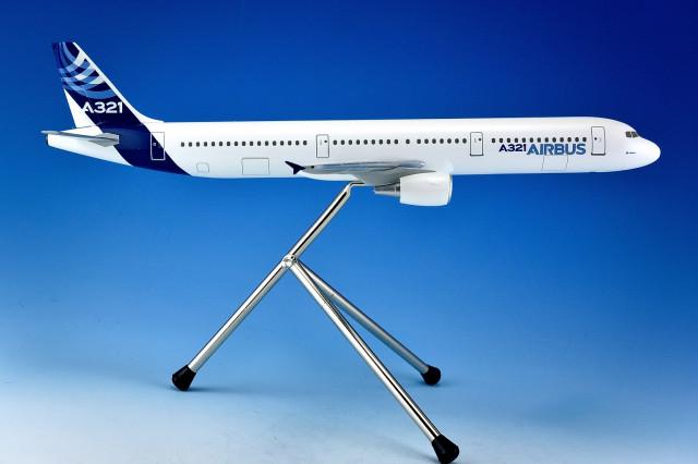 A321 1:200 ハウスカラー