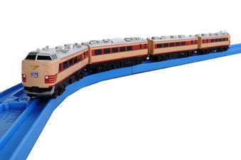 485系 特急電車