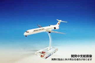MD-90 1:200 JAL