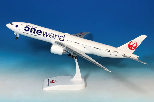 B777-200 oneworld