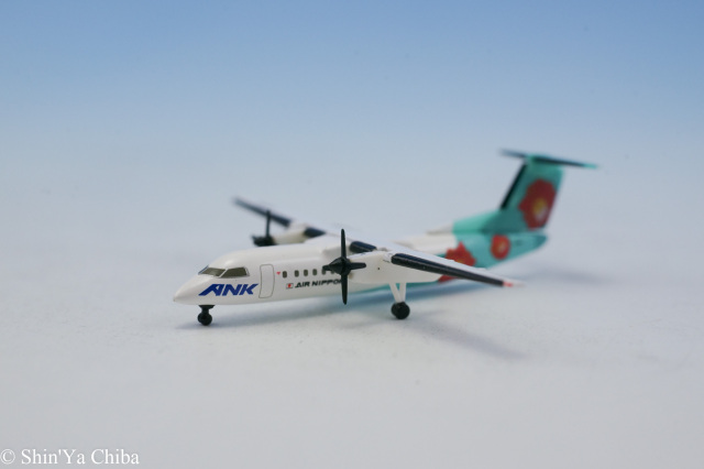 DHC8-300 1:500 ANK