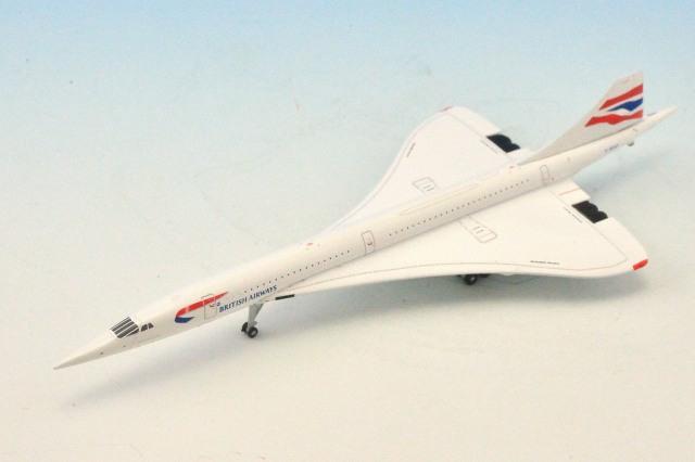 GJ 1:400 英国航空 コンコルド