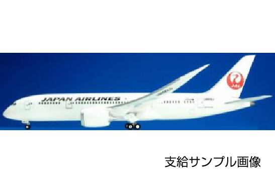 787-8 JAL 新鶴丸 HOGAN 1:200