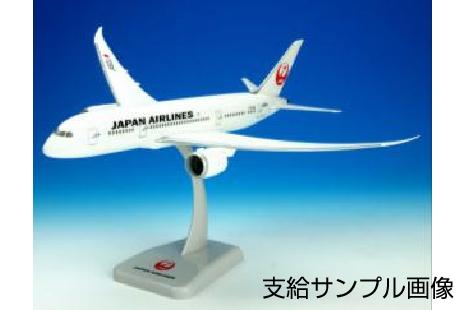 787-8 JAL 鶴丸 HOGAN 1:200