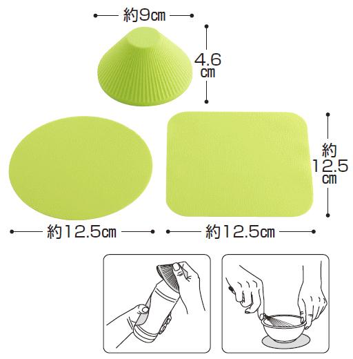 オープナーセット [キッチン用品] フォーライフメディカル