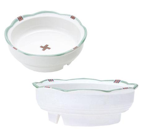 ほのぼの食器 小鉢(直径11cm×深さ4cm) [生活支援・介護予防用品] フォーライフメディカル