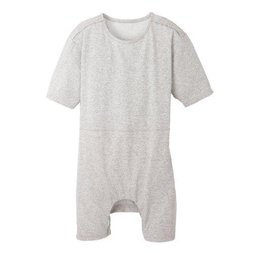 エンゼル Tスーツ2 両肩開きロンパス型(サイズS/M/L/LL)  [A04112]