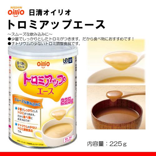 日清オイリオ トロミアップエース(225g/缶)