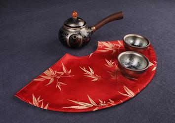 「茶席」茶道具