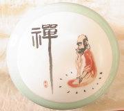 中国青瓷茶罐(収納罐)貳