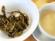 湖南野生古樹緑茶(燻香)10g