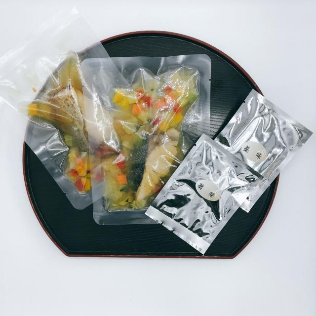 ぶり茶漬け香味野菜 旨味パッケージ