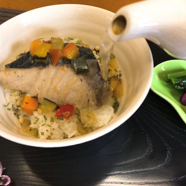 ぶり茶漬け香味野菜イメージ4