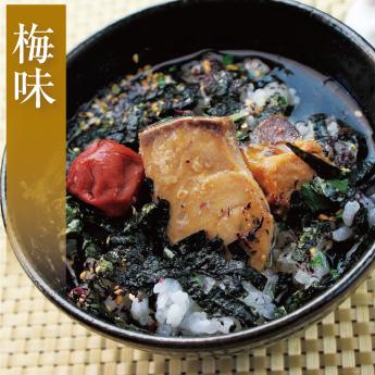 お茶漬け(稲積梅)