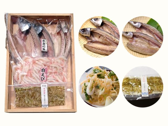 食べごろ!旬な魚セット