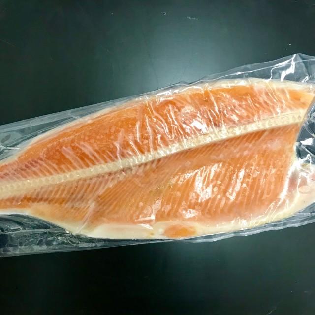 銀鮭フィレ