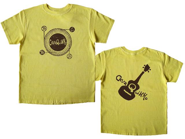Cavaquinho(カバキーニョ)-ブラジルと日本をTシャツでデザインhinolismo