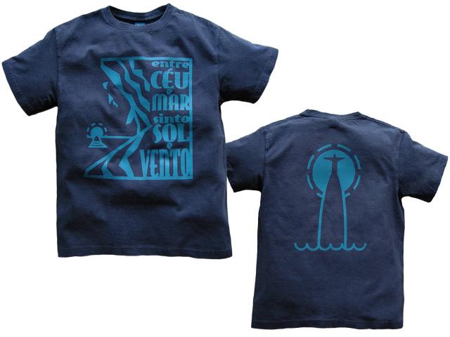 Morro de Corcovado-コルコバードの丘Tシャツ-ブラジルと日本をTシャツでデザインhinolismo
