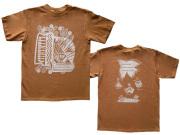 Nordeste-ノルデスチTシャツ-サンフォーナが奏でるブラジル北東部音楽-ブラジルと日本をTシャツでデザインするお店hinolismo
