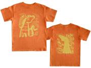 hinolismo-愛と平和と自由と平等のCAVALO(馬)Tシャツ