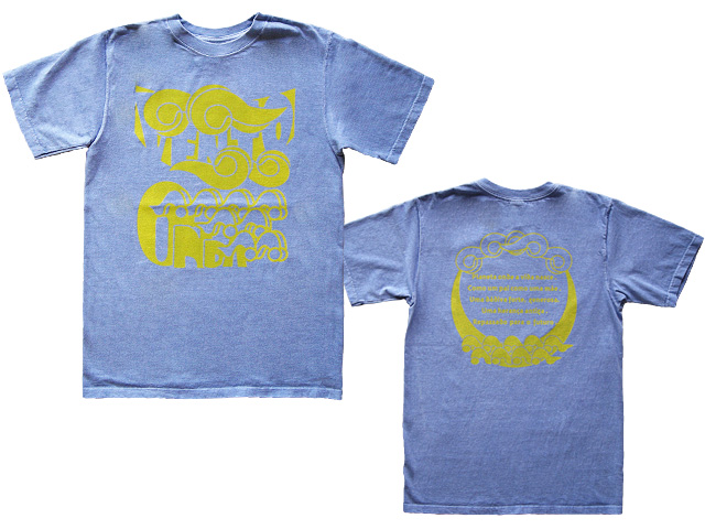 VENTO e ONDA-風と波のエネルギー脱原発Tシャツ-ブラジルと日本をTシャツでデザインするお店hinolismo